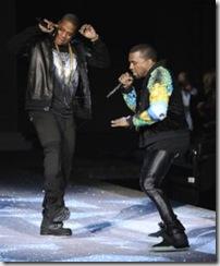 Jay-Z and Kanye West  Victorias Secret