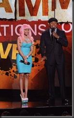 nicki Minaj  ll cool  at Grammyj